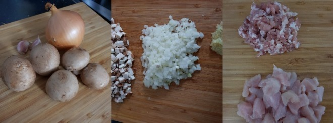 Prepped Onions